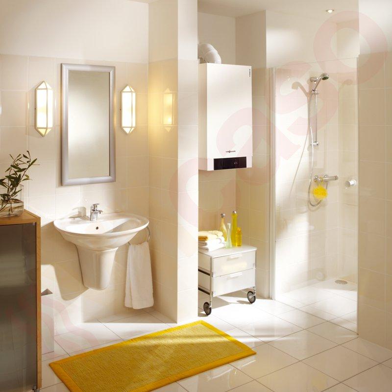 viessmann vitodens 200 w 20 80 kw vitotronic 100 rla rlu gas brennwerttherme. Black Bedroom Furniture Sets. Home Design Ideas