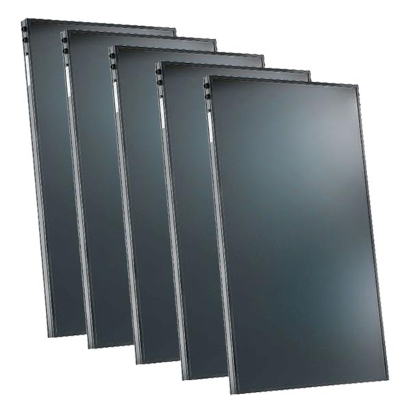 remeha remasol d 230 kollektorfeldpaket 5 x d 230 haustechnik online. Black Bedroom Furniture Sets. Home Design Ideas