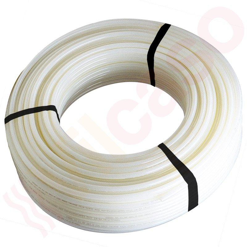 fu bodenheizung heizrohr rohr sauerstoffdicht pe xa 17x2 mm rolle 200 m. Black Bedroom Furniture Sets. Home Design Ideas
