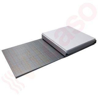fu bodenheizung tackersystem rolld mmung rollbahn trittschall wlg045 20 mm 10 m. Black Bedroom Furniture Sets. Home Design Ideas